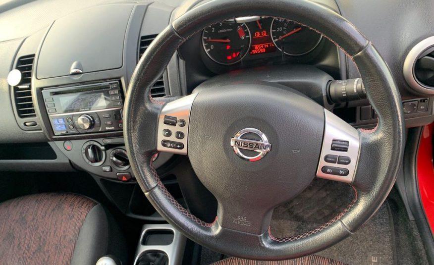 Nissan Note 1.5 dCi Acenta 5dr