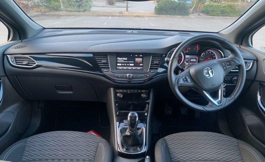 Vauxhall Astra 1.4i SRi 5dr