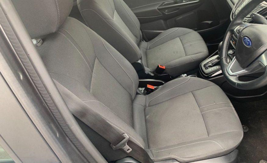 Ford B-Max 1.6 Zetec Navigator Powershift 5dr