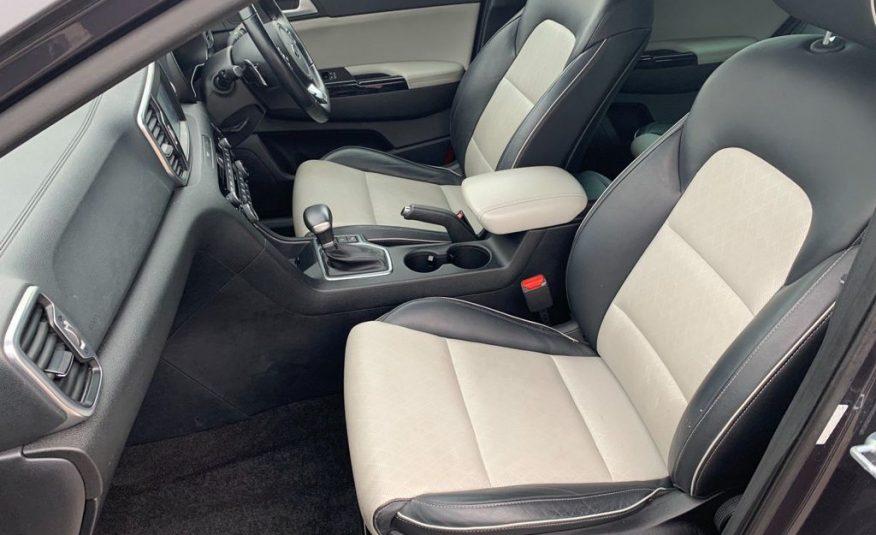 KIA Sportage 1.6 T-GDi GT-Line DCT AWD 5dr
