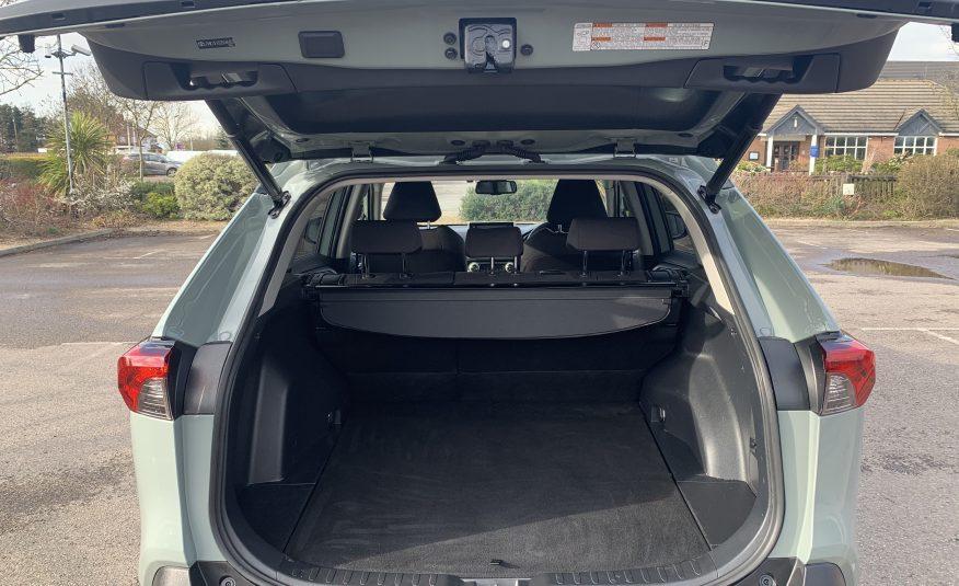 Toyota RAV4 2.5 VVT-h Design CVT (s/s) 5dr