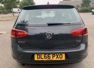 Volkswagen Golf 1.6 TDI BlueMotion Tech Match Edition (s/s) 5dr