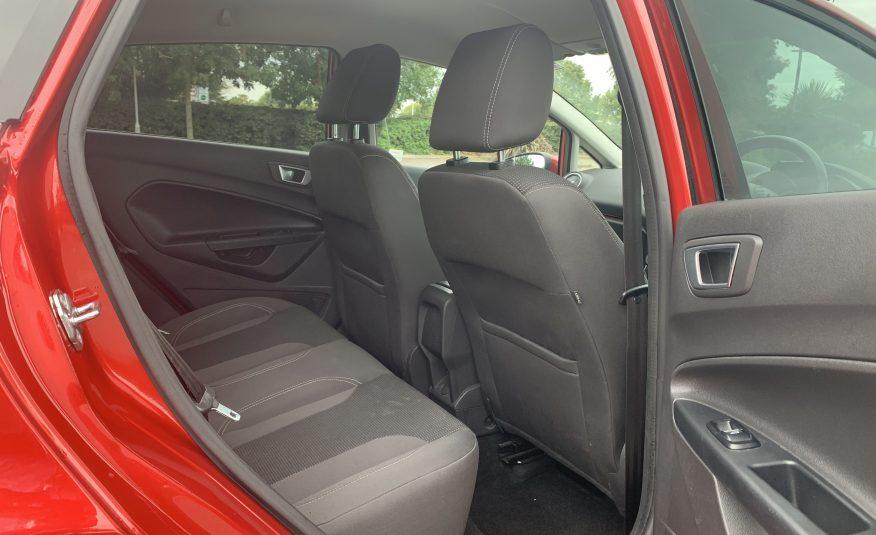 Ford Fiesta 1.0 T EcoBoost Titanium (s/s) 5dr