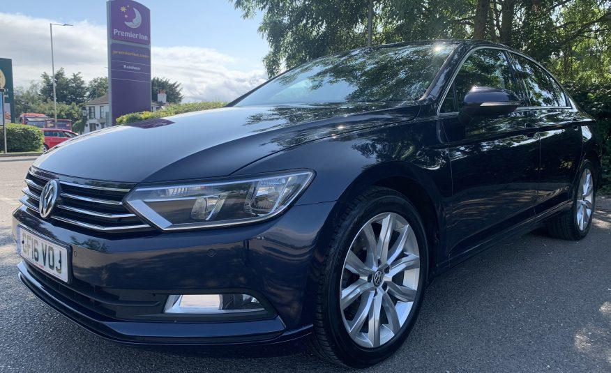 Volkswagen Passat 2.0 TDI BlueMotion Tech SE Business DSG (s/s) 4dr